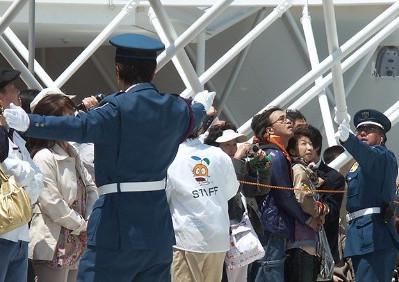 警備員は安心を提供する仕事