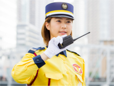 需要が続く警備業員の仕事